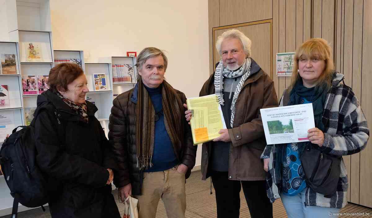 Meer dan vijfhonderd bezwaren tegen bomenkap voor parking aan Affligemdreef