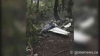 Pilot in Gabriola plane crash identified