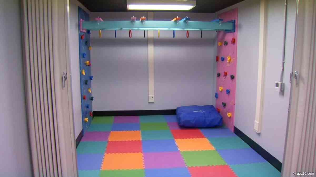 New kids' play gym to open in Downtown Hanford