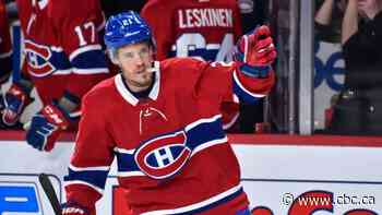Cayden Primeau picks up 1st career win as Habs survive Senators' rally with OT victory