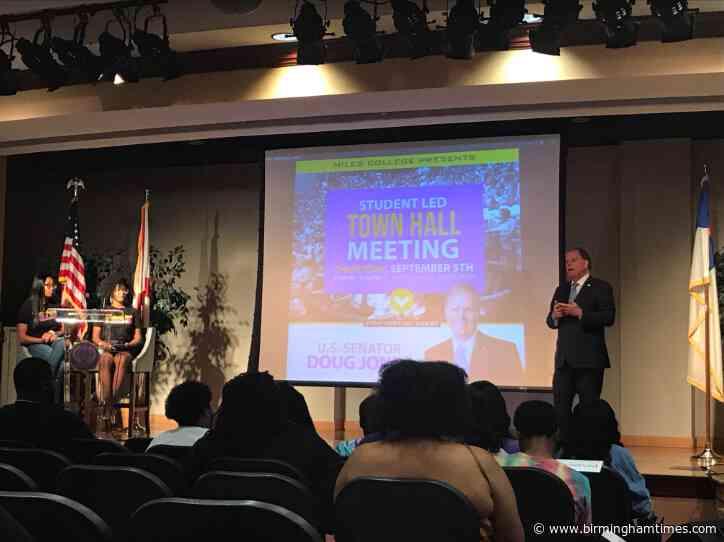 Doug Jones Gets Final Passage of Bill to Renew Funding HBCUs