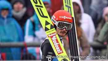 """Skispringen in Klingenthal: Freitag:Erster gemeinsamer Wettbewerb """"einfach klasse"""""""