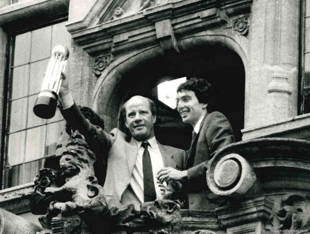 Jim Smith: tributes from Oxford United figures past and present