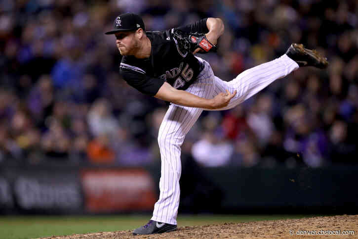 Colorado Rockies Extend Scott Oberg To A 3-year, $13 Million Deal