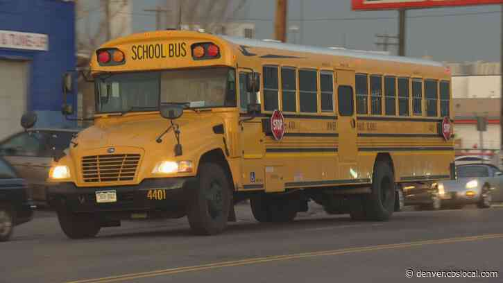 'We're Stretched': Denver School Bus Routes Suffering Without Drivers