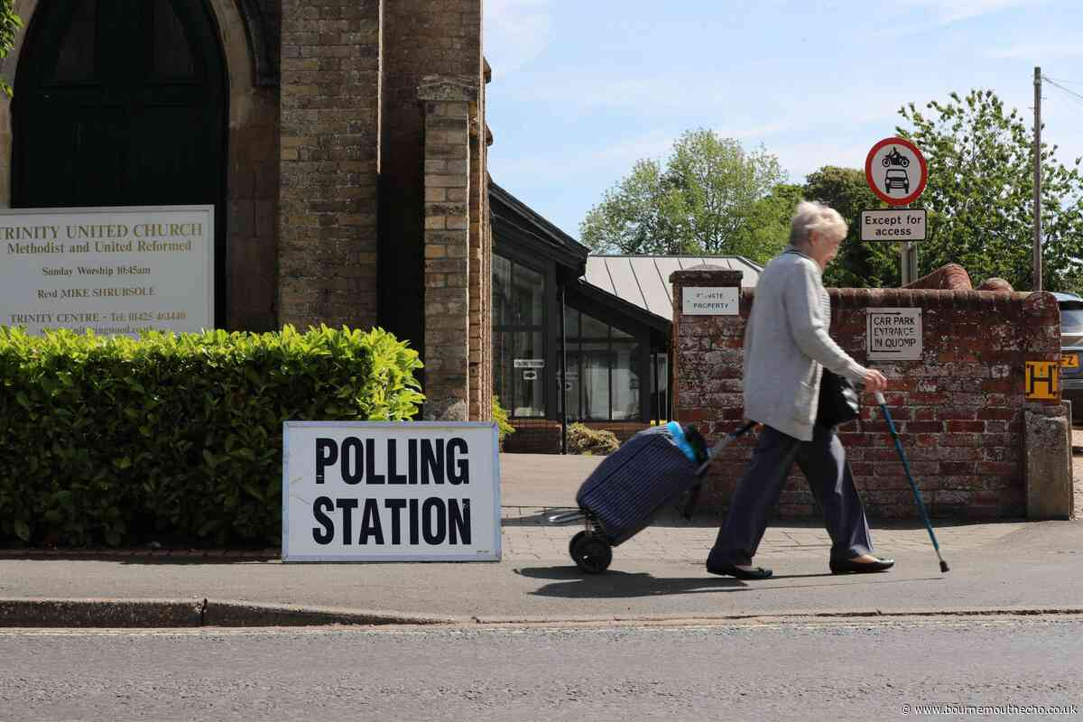 Voters head to the polls today with small majority predicted for Conservatives