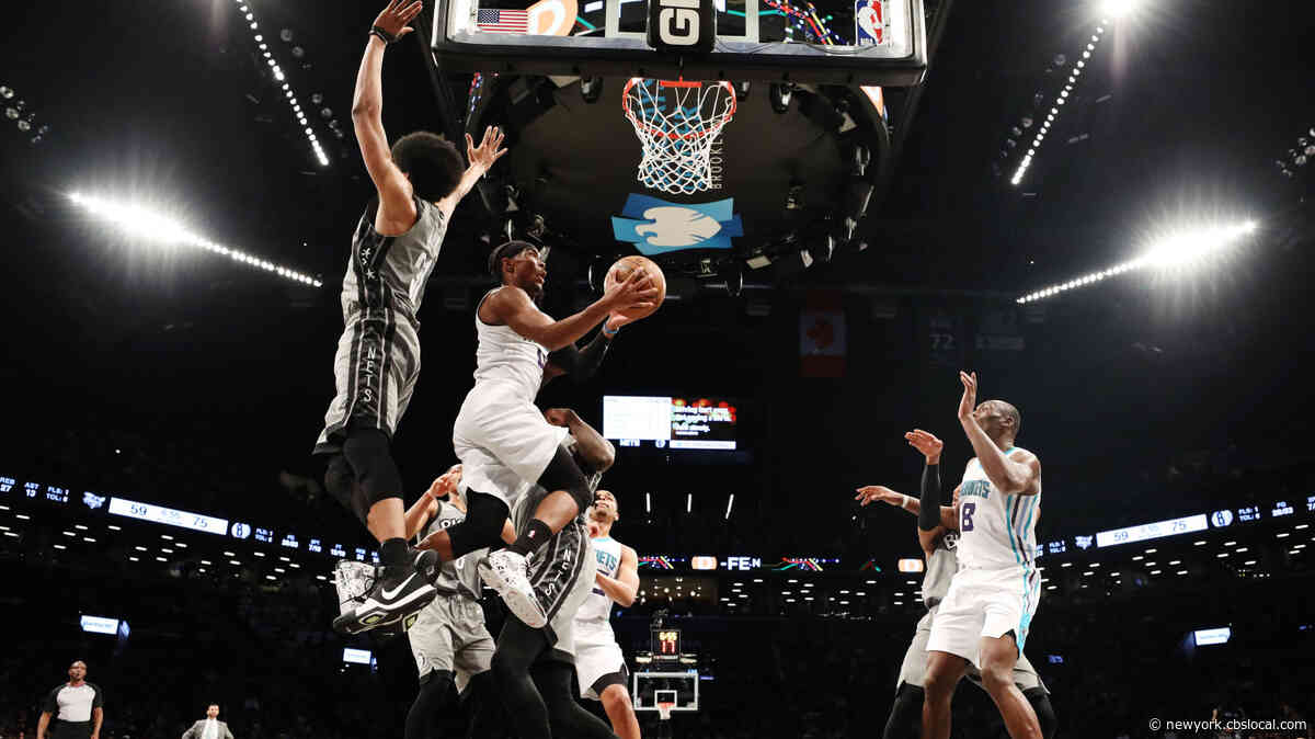 Graham Scores 40, Hornets Rally To Beat Nets 113-108