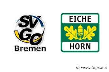 SVGO und TV Eiche Horn wollen Hinrunde vergolden