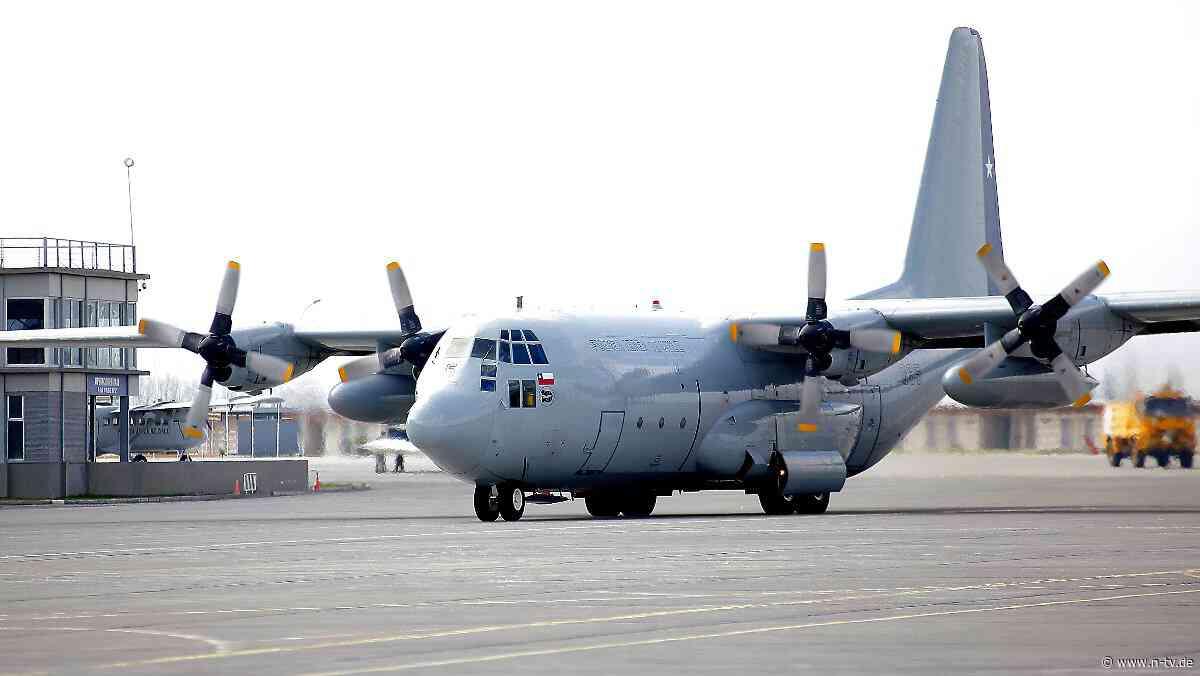 Chile-Jet in Antarktis vermisst: Trümmer deuten auf Absturz von Militärflieger