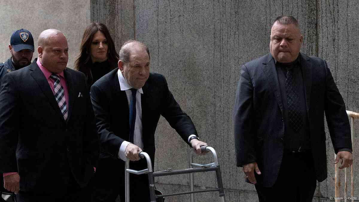Geld und keine Schuld: Weinstein macht Klägern Angebot