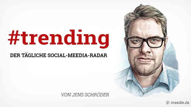 #trending: ein Klempner aus Burnley, Falschgeld und Hornbach ohne Böller, Marc-Uwe Kling, Greta Thunberg