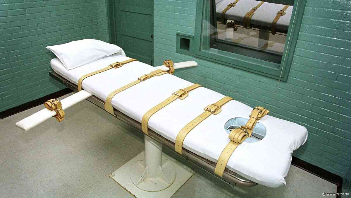 22. Hinrichtung in diesem Jahr: Texas vollstreckt Todesurteil