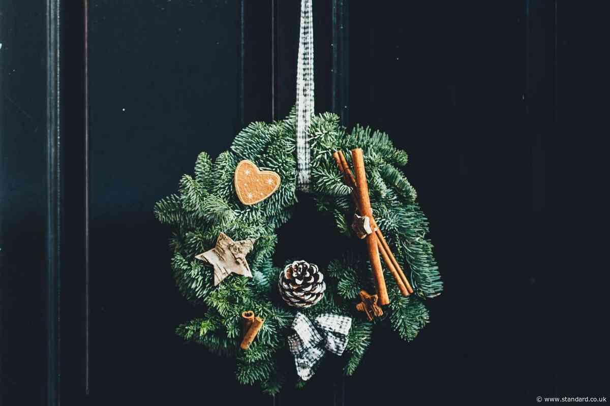 The best Christmas wreaths for your front door