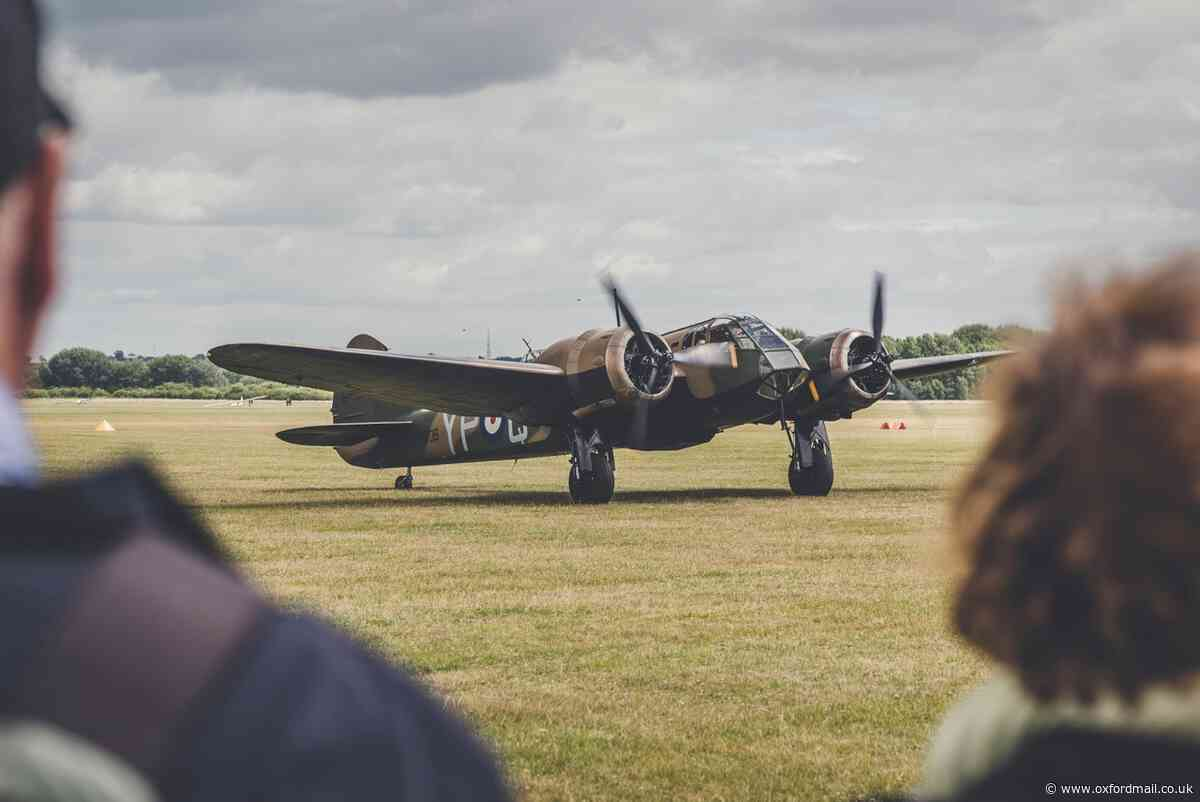Bicester Motion says it's committed to promoting historic airfield