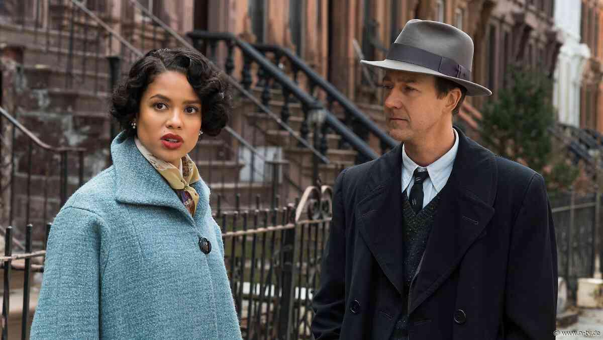 """Nortons """"Motherless Brooklyn"""": Film-Noir-Hommage mit Staraufgebot"""
