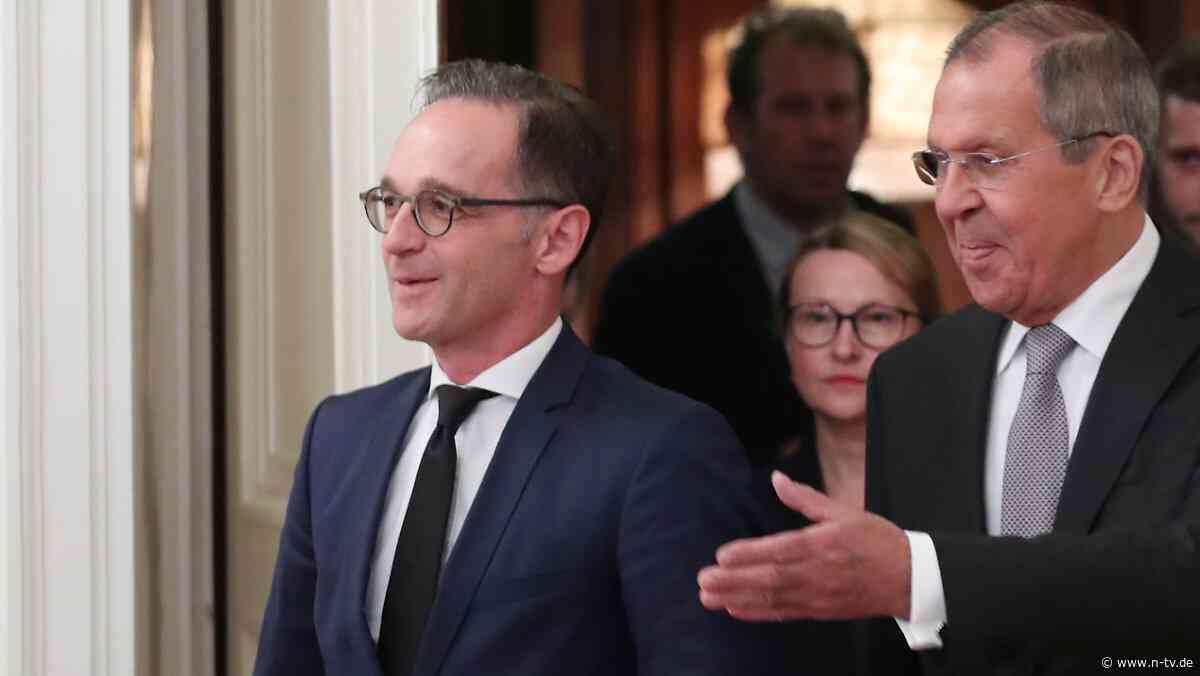 Streit um Mordanschlag in Berlin: Russland weist zwei deutsche Diplomaten aus