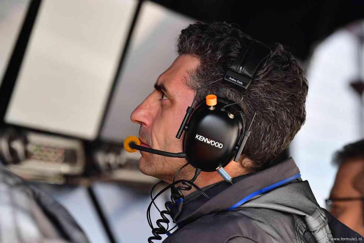 Stella over werken bij Ferrari: 'Het was een missie die je volledig opslokte'