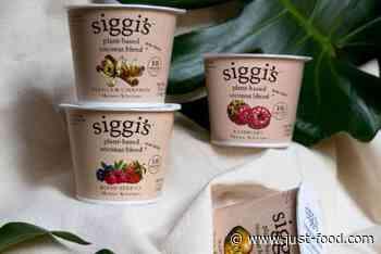 Lactalis takes Siggi's yogurt brand into plant-based