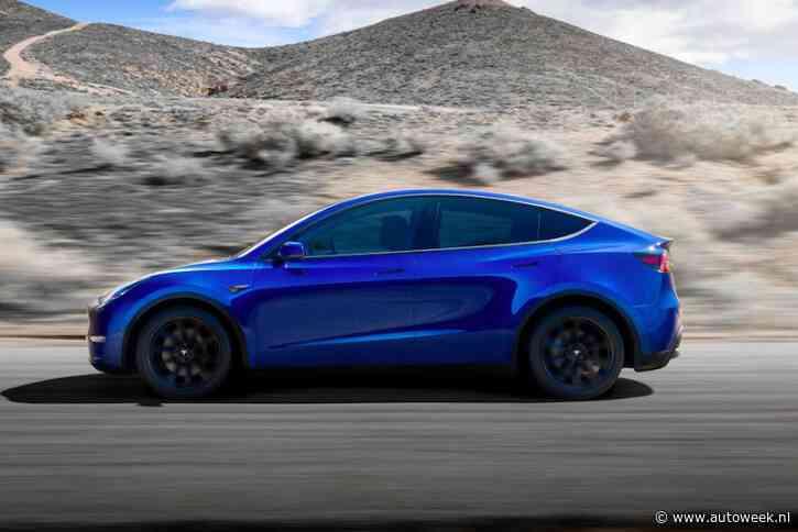 'Duitse Tesla-fabriek gaat 500.000 auto's per jaar maken'