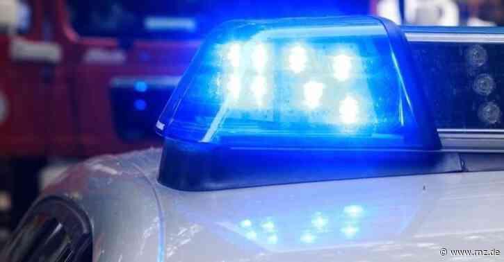 Mannheim:  Bahnstrecke gesperrt wegen eines großen Feuerwehreinsatzes