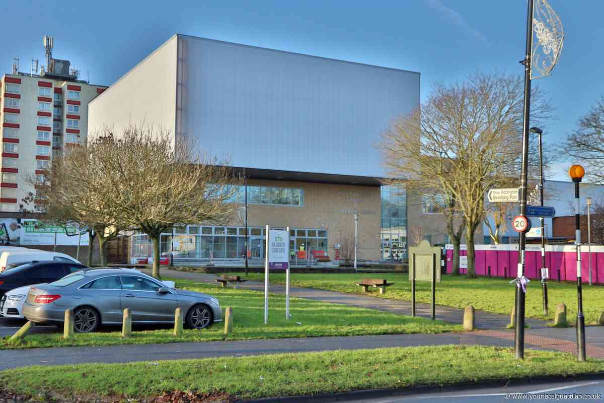 Council says construction works to New Addington Leisure Centre will be finished next month
