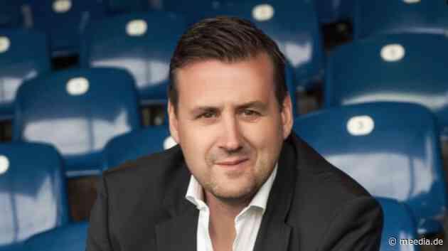 Ex-Springer-Mann Pit Gottschalk wird neuer Chefredakteur von Sport1