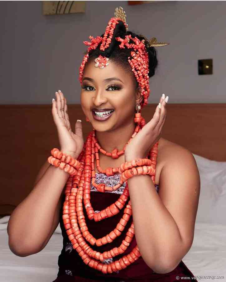 Age, nothing but number? Etinosa flaunts lover who's 10yrs younger