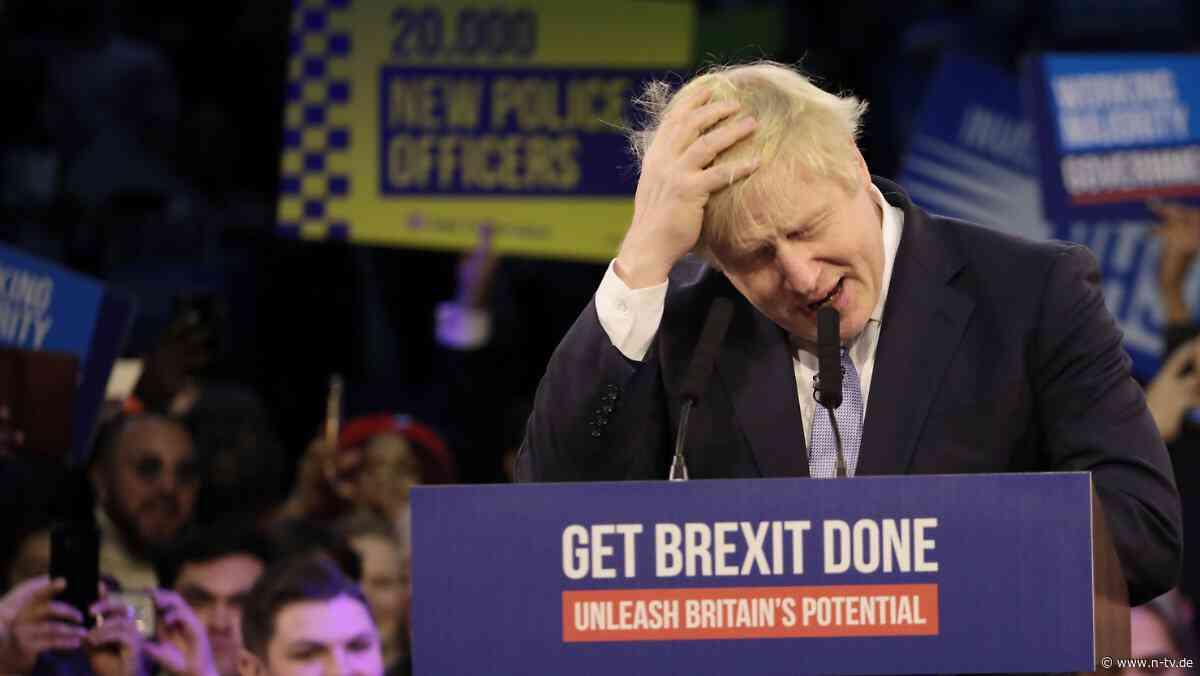 """Schon wieder ein Brexit-Showdown: """"Läuft doch super mit Europa!"""""""