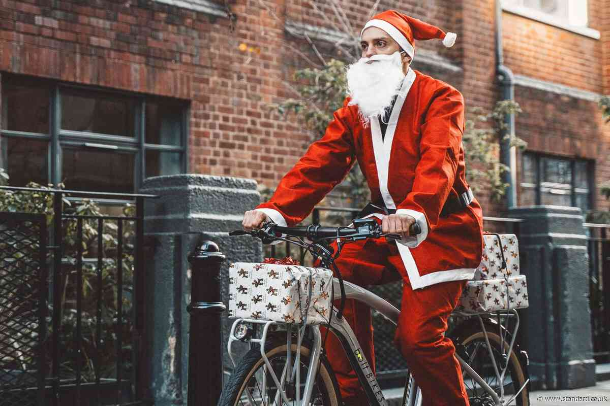 Alexa, send me Smart Santa: The high-tech ways to get your presents delivered this year