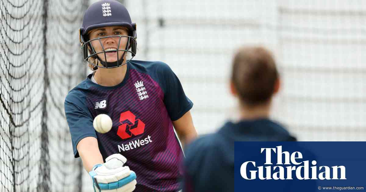 Nat Sciver century leads England women to series win over Pakistan