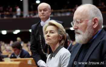 Spannende dag voor Timmermans: Gaan Polen, Hongarije en Tsjechië instemmen met het klimaatplan?