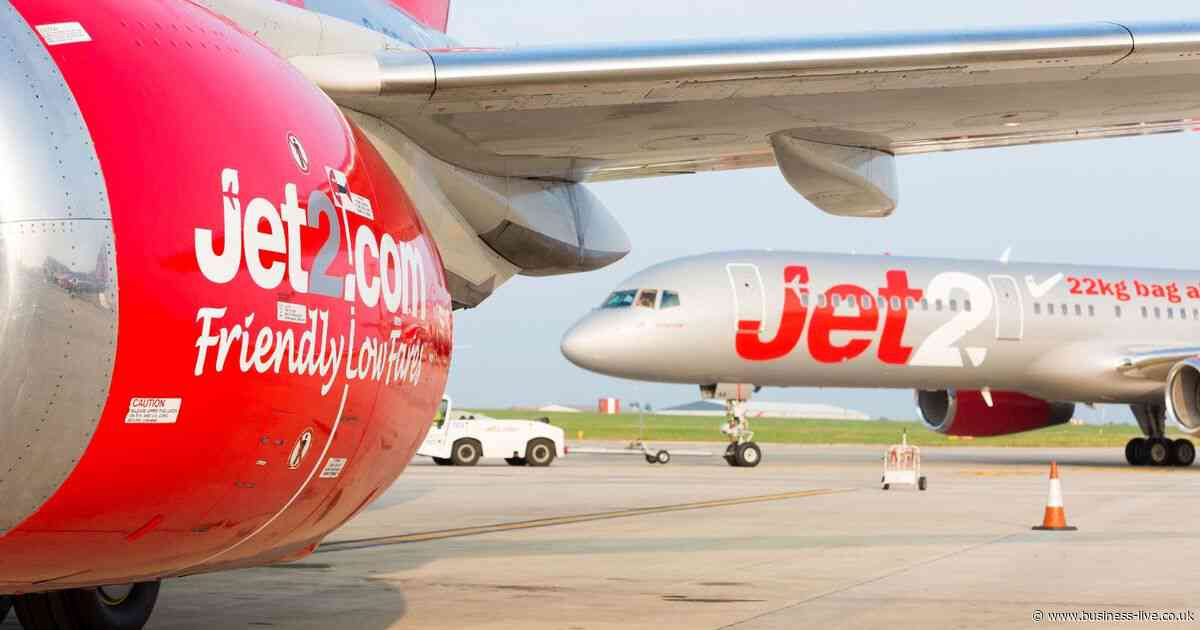Jet2 continues recruitment drive after taking on more than 120 ex-Thomas Cook employees