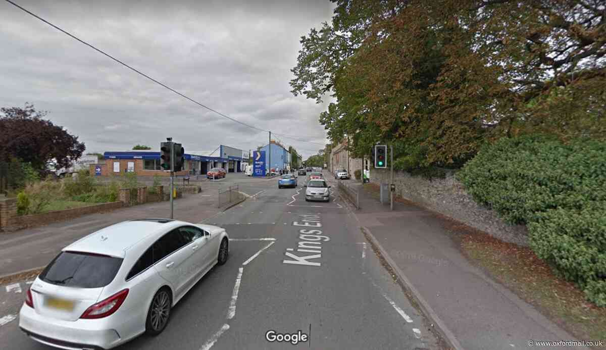 Road crossing in Bicester to get refurbished