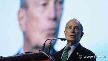 Bloomberg's huge plutocratic gamble