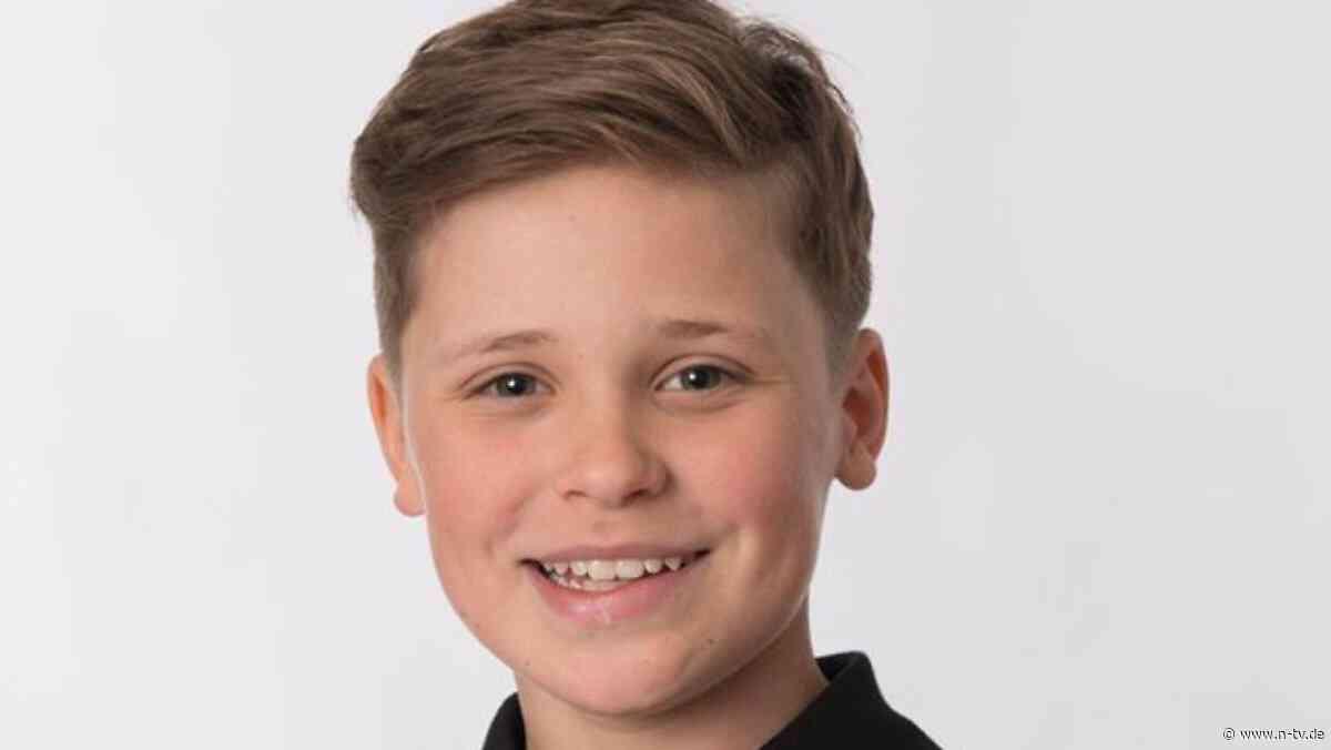 """Bekannt aus """"One of Us"""": Kinderstar Jack Burns stirbt mit 14 Jahren"""