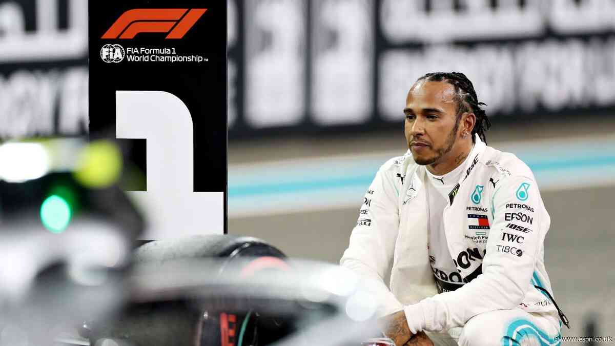 Ferrari: Speculation about Hamilton move 'premature'