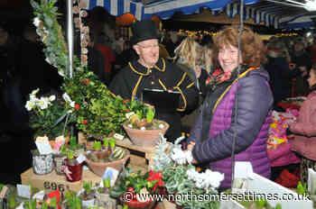 Dickensian fair puts villagers in festive spirit