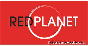 Red Planet Recruitment: Senior Commercial Manager