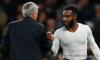 Danny Rose admits joy at working with new Tottenham coach Jose Mourinho