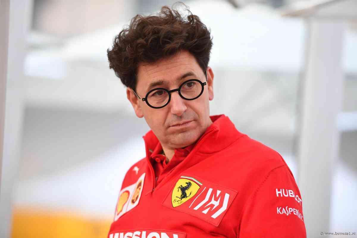 Ferrari's auto voor 2020 vroeg onthuld: 'Misschien wel eerste'