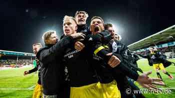 Abstieg trotz 4:0-Führung: Kurioses Relegationsdrama in Norwegen