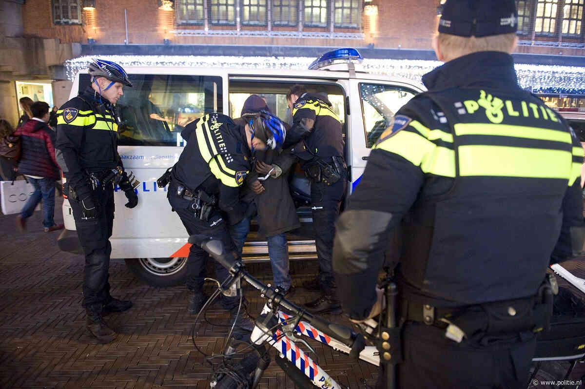 Zwijndrecht - Rotterdam - 07Aanhouding na schietincident Zwijndrecht