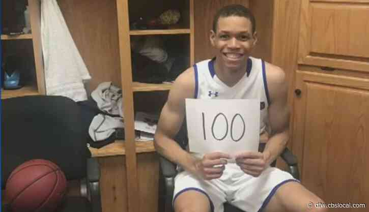 Wayland Baptist's J.J. Culver Describes His 100-Point Game: 'My Phone Has Been Blowing Up'