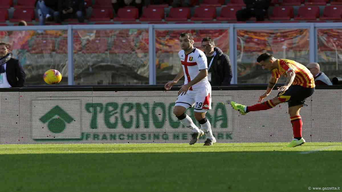Le pagelle di Lecce-Genoa: Falco e Criscito i migliori