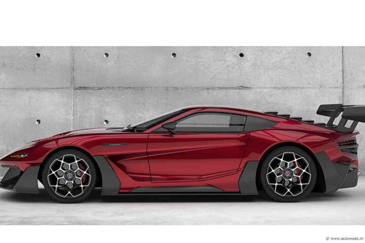 Factory Five toont F9R Concept met V12