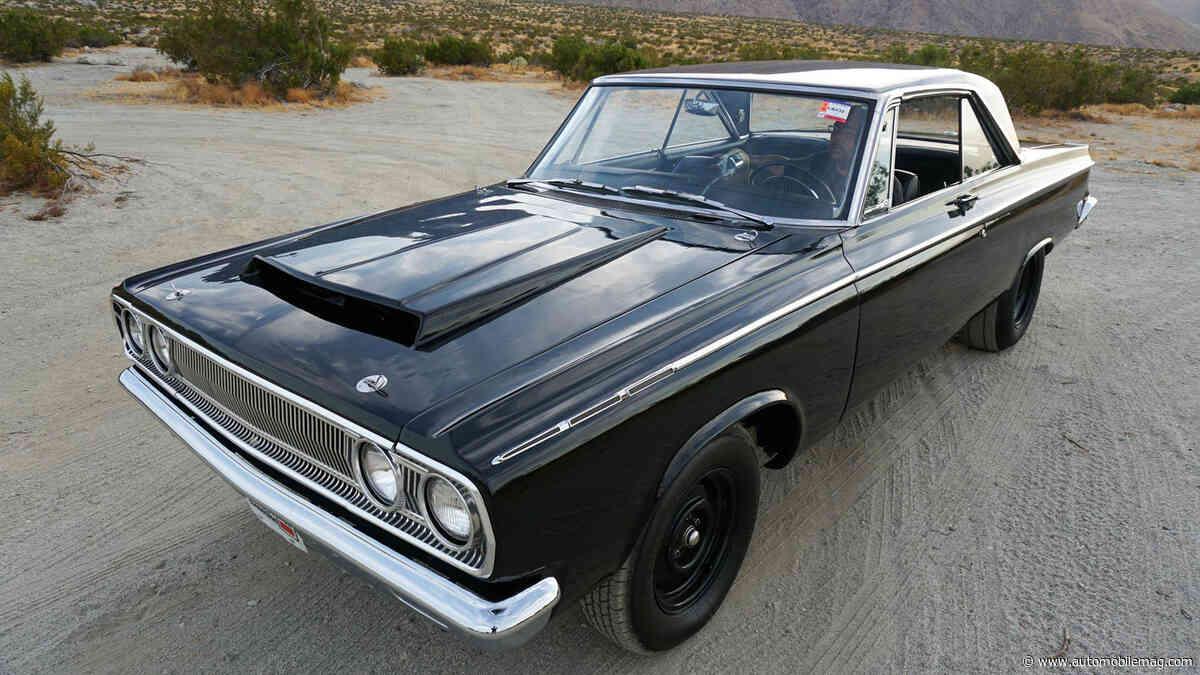 The Mystery of One Very Rare 1965 Dodge Coronet 500's Origin
