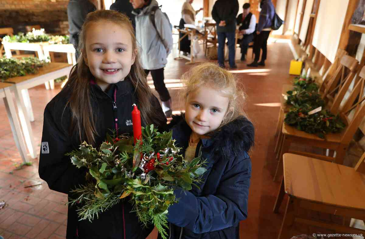 Pictures: Visitors step back in time to a Victorian Christmas