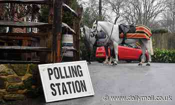 There have been just EIGHT English league or cup fixtures on UK Election day since 1918