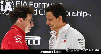 Ferrari droht mit Veto: Toto Wolff wird nicht Formel-1-Boss