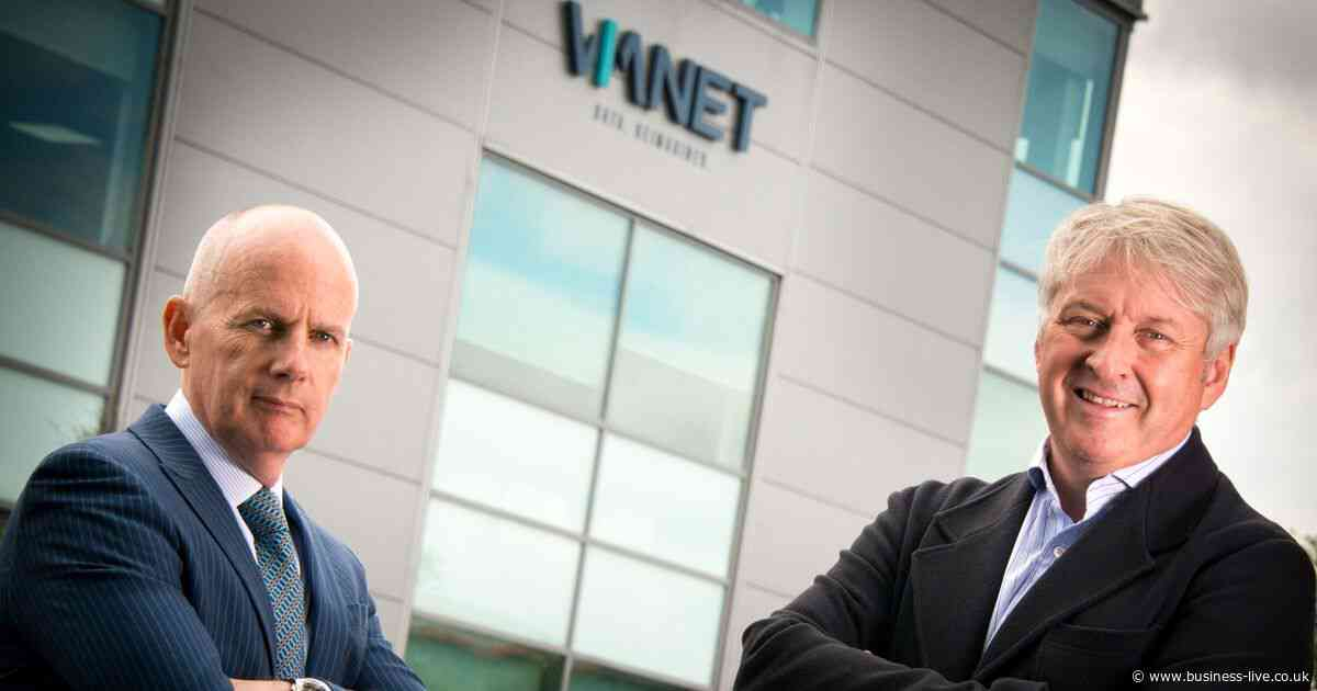Strong growth at Vianet as turnover nears £8.5m at half-year mark